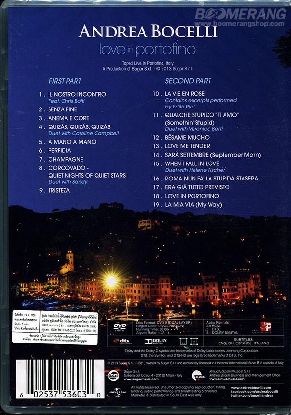 i find my love in portofino bocelli Love in portofino pl - bocelli andrea , tylko w empikcom: 49,99 zł bocelli andrea muzyka | cd+dvd 49,99 zł 5 love me tender play 6.